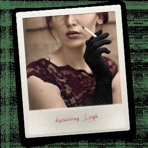 Discovering Leigh Polaroid