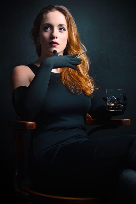 Photo: Gerry Pelser - Model: Lady Jane