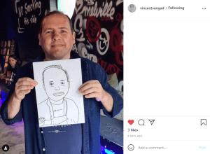 Gerry by Vincent van Gad